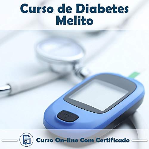 Curso Online de Diabetes Melito com Certificado