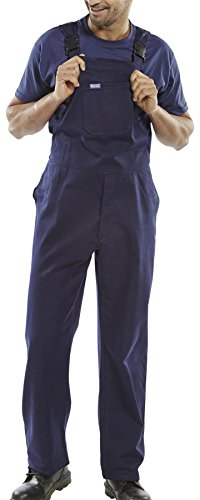 SheLikes -  Salopette  - Uomo Navy XXXX-Large