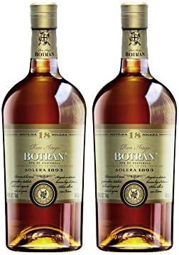 Ron Botran 18 de 70 cl - D.O. Guatemala - Bodegas Gonzalez ...