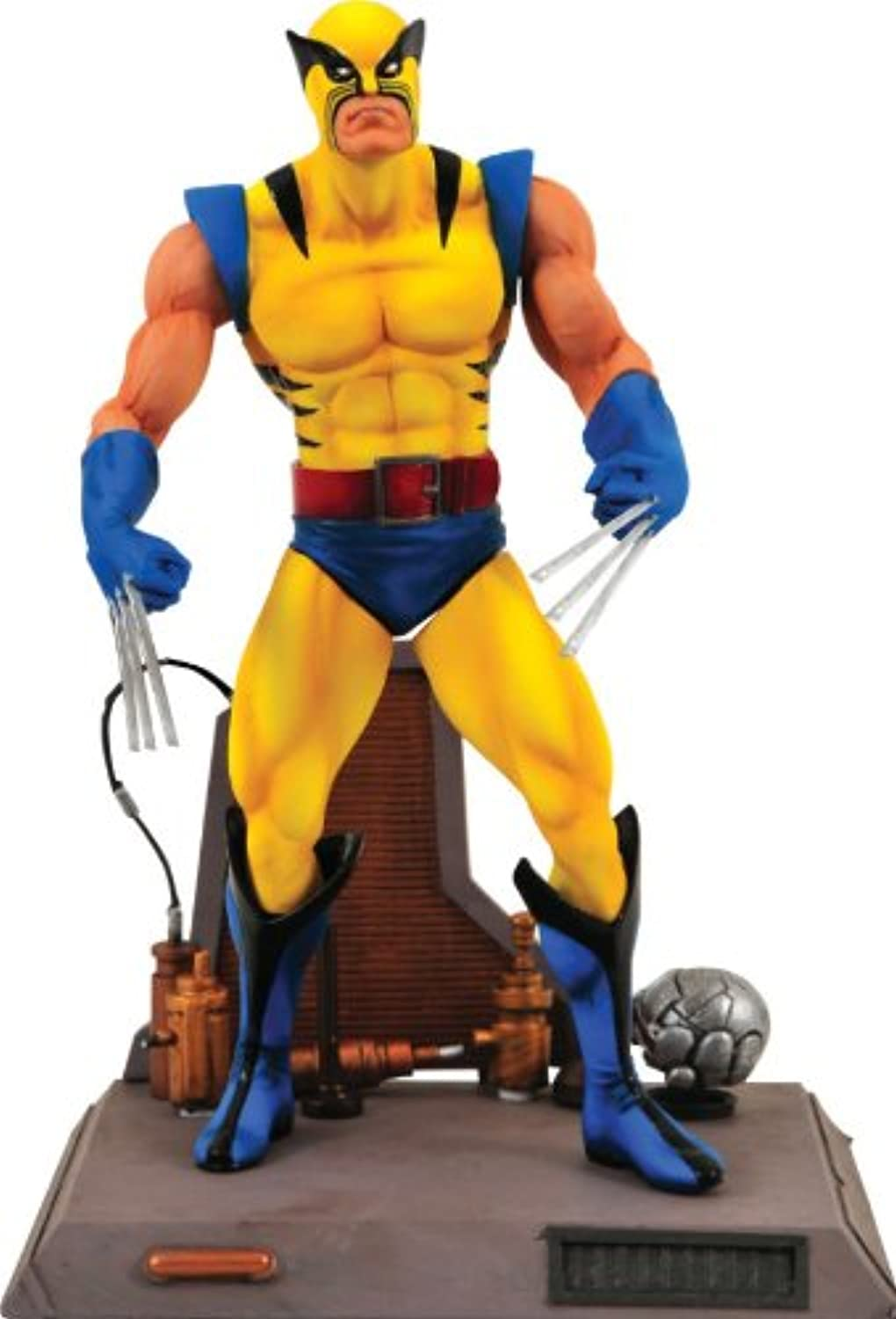Marvel Select Actionfigur  Wolverine Variant