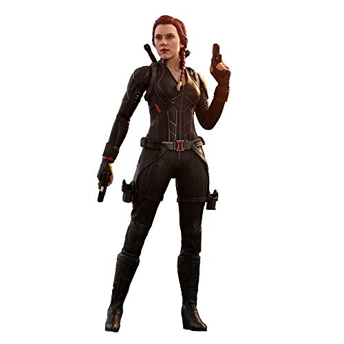 Hot Toys Avengers 4 Movie Masterpiece Series MMS533 Endgame End Game 1/6 Sixth Scale Black Widow Collectible Figure