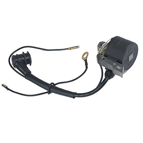Hipa Ignition Coil with Spark Plug for STHIL 024 026 028 029 034 036 038 039 044 048 MS240 MS260 MS290 MS310 MS360 MS360C MS390 MS440 MS640 Chainsaw