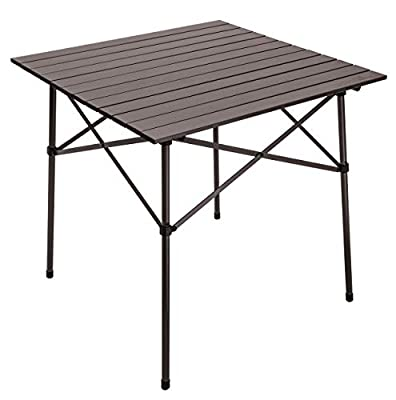 ALPS Mountaineering Camp Table, Clay