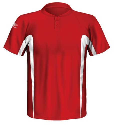 Easton Dual Focus Jersey, Red, Small