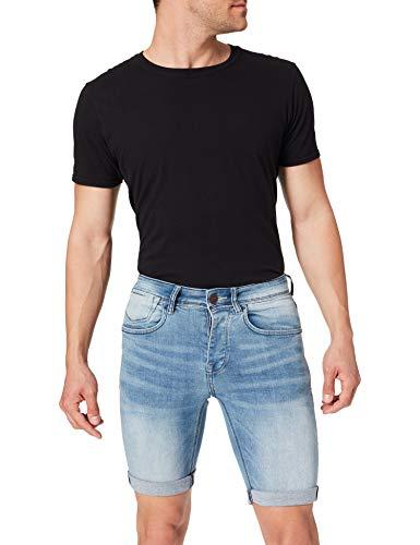 Inside Heren Jeans Shorts