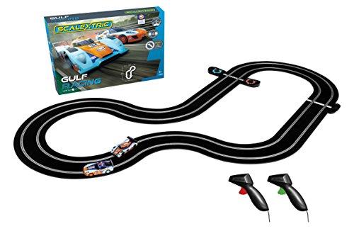 Circuito Gulf Racing de Scalextric