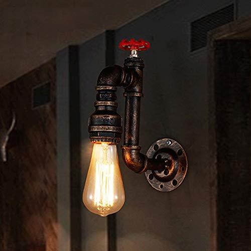 Industriële retro-wandlamp van ijzer oldtimer Lampade E27 Loft plafondlamp binnen slaapkamer restaurant Deco