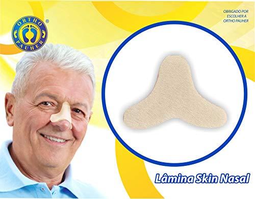 Ortho Pauher Lmina Skin Nasal, Bege (Nude), Único