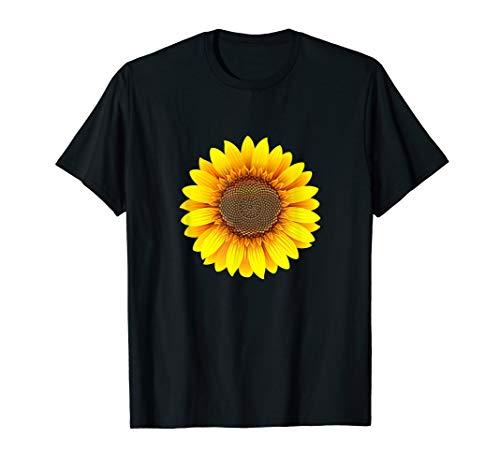 Peace Love Geschenk Hippie Kostüm Sonnenblume Hippie Hemd T-Shirt