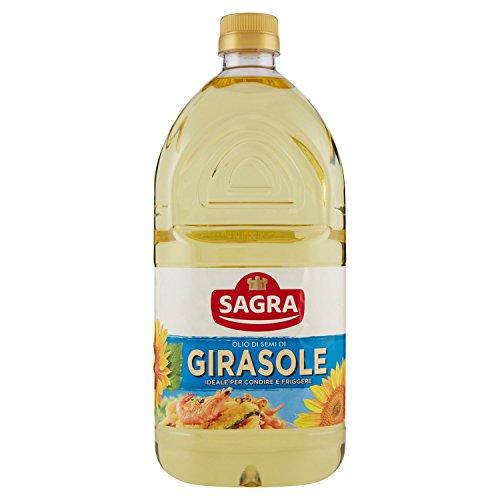 Sagra Olio di Semi di Girasole - 2 Litri