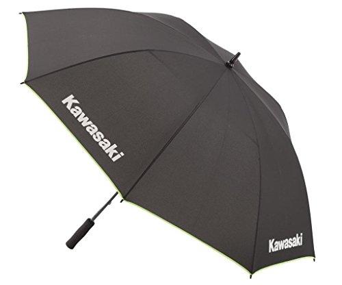 Kawasaki Regenschirm groß UMBRELLA ! Ninja ! schwarz grün