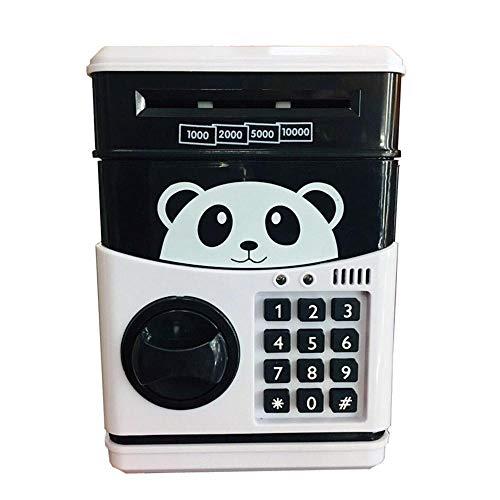 Panda Electronic Piggy Bank ATM Wachtwoord Geld Doos Munt Spaardoos Kluis Auto storting