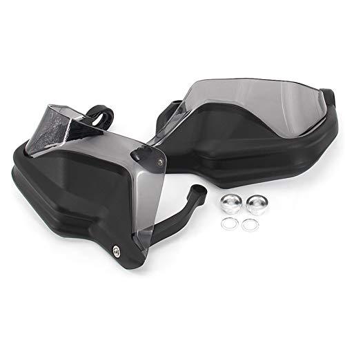 LiHaQin Parabrisas para BMW R 1200 GS ADV R1200GS LC F800GS Adventure S1000XR R1250GS F750GS F850GS HandGuard Handguard Hand Shield Protector LiHaQin (Color : C)