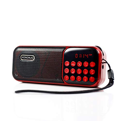 HONONJO Personal Mini FM Portable R…