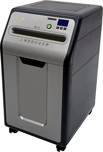 Save %26 Now! GoECOlife GMC225Pi 22 Sheet Micro-Cut Paper Shredder, Platinum Series Shredder