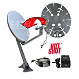 Best Satellite Dishes - HotShot Satellite Dish Heater - 18-22 in. Dishes Review