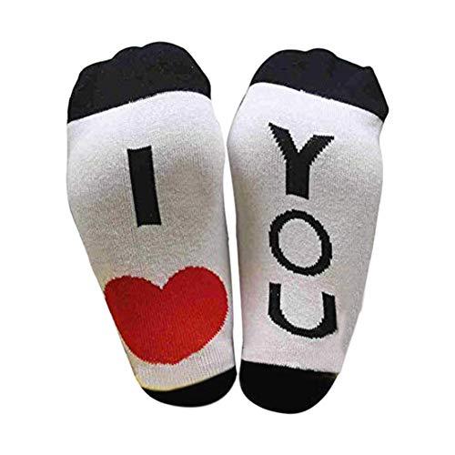 Weesey telefoonsokken/chocolade-sokken, opvallende geschenken voor vrouwen en mannen, Bring Mir een bier, I Love U, verjaardagscadeau voor vrouwen, vriendin, mama, zus