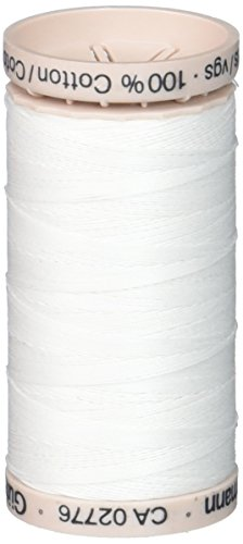 Gutermann Quilting Thread 220 Yards-White (738220-5709)