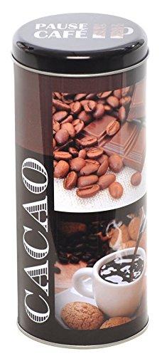 AVENUELAFAYETTE Boîte à dosettes Café métal