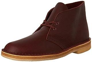Clarks Men's Desert Boot,Burgundy Textile,US 8.5 M (B01JM4E7KI) | Amazon price tracker / tracking, Amazon price history charts, Amazon price watches, Amazon price drop alerts
