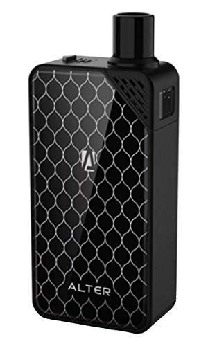 OBS Alter E-Zigaretten Set - 2300mAh Akku - MTL und DL geeignet - Pod System - bis 70 Watt - Farbe: schwarz