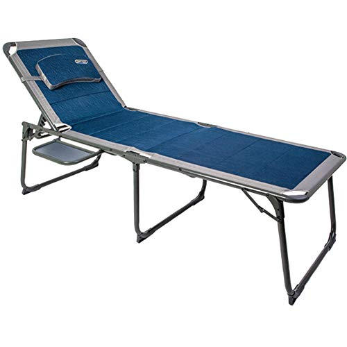 Quest Ragley Pro Lounge with side table.For camping,caravan, motorhome