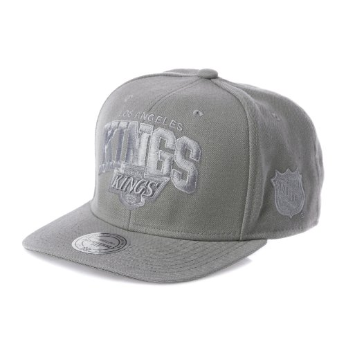 Mitchell & Ness - Casquette Snapback Homme Los Angeles Kings TTarch TC