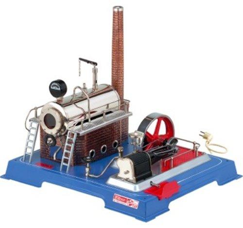 00202 - Wilesco D 20 EL - Dampfmaschine, elektrisch