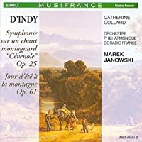 D'Indy: Symphony on a French Mountain Air