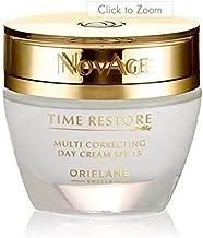 Oriflame Novage Time Restore Multi Correcting Day Cream 50+ SPF 15-50 ml Sweden