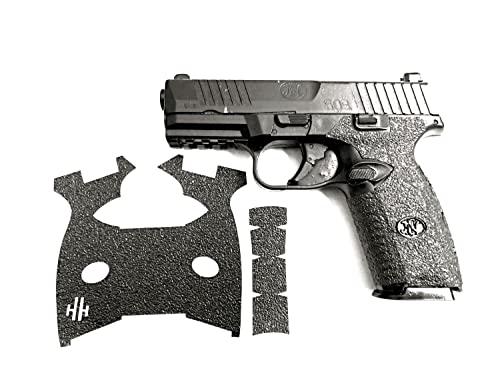 Handleitgrip FN 509 Gun Grip Enhancement Gun Parts Kit, Black