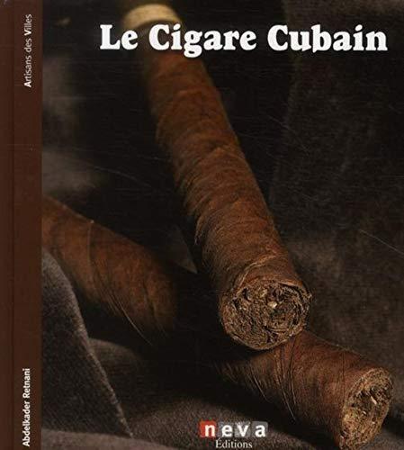 Le livre Le cigare cubain