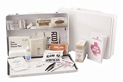 Medique 807M50P 50-Person Metal First Aid Kit from Medique Products