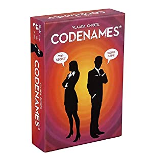 """1. Super Fun Party Game: Code names is a fun game for any type of get together,It is very easy to learn and suitable for all ages. This is something you can play with your family or friends, it would even be useful as """"team building"""" at work. A fun, ..."""