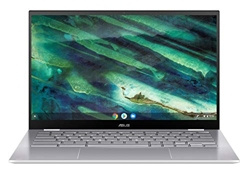 ASUS Intel Core i5 8GB LPDDR3-SDRAM 14-inch Flip Touchscreen 128GB SSD Chromebook - Silver