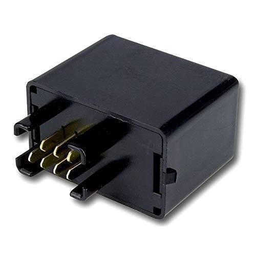 Indicador Auto -7 PIN LED Indicador Flasher Relay para GSXR 650 750 1000 Bandido