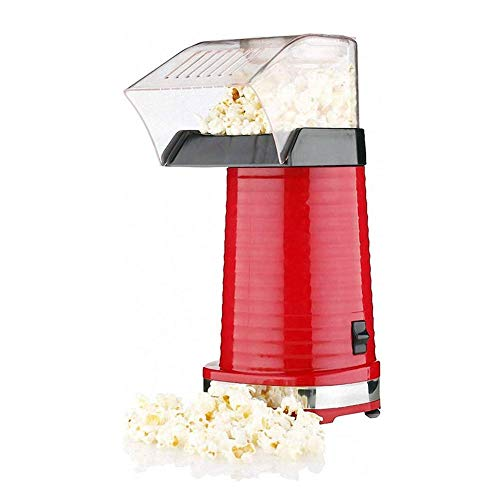 Review IhDFR Gourmet Popcorn Maker 1200W | Gourmet Popcorn Machine | Best Air Popcorn - Fat Free and...