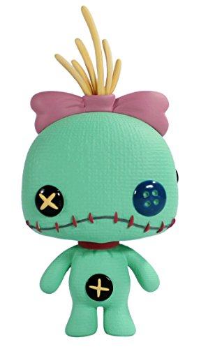 Pop! Funko Figura in Vinile Lilo & Stitch 9 Cm Scrump Originale