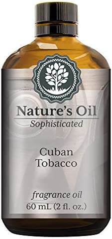Cuban Tobacco Fragrance Oil 60ml For Cologne Beard Oil Diffusers Soap Making Candles Lotion product image