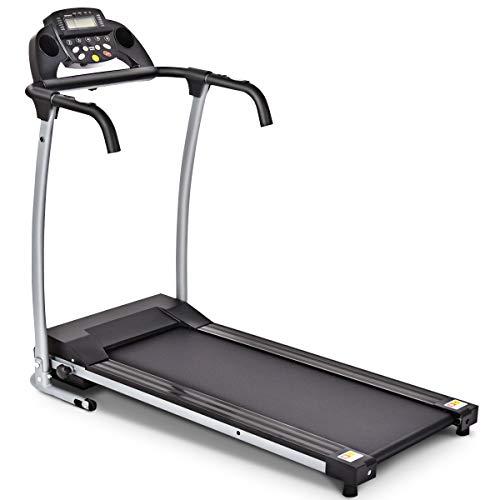 Gymax Folding Treadmill Motorized Machine