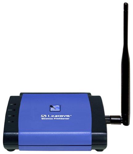 Cisco-Linksys WPS11 Wireless-B Print Server