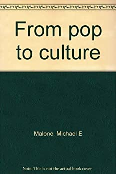 Paperback From Pop to Culture Book