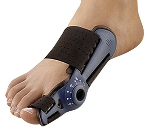 Bauerfeind ValguLoc II Bunion Splint, One Size, Black