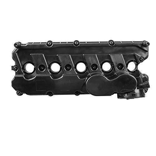 MOSTPLUS 07K103469L 264-907 Engine Valve Cover w/Gasket and Bolts Compatible for Volkswagen Jetta Golf Passat Rabbit 2.5L