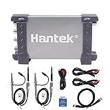 Hantek 6254BD 4-CH Oscilloscope with AWG 250Mhz 1GSa/s 8-pc set