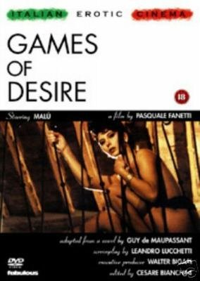 Games of Desire by Malù