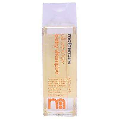 Mothercare All We Know Baby Shampoo - Pack Of 1, 300ml
