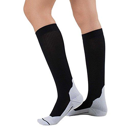 Nuevo producto Everyday calcetines de compresión calcetines de compresión viajes, Enfermeras, desgaste diario, Running, trabajo Out–mejorar la circulación, reducir la apariencia de las varices