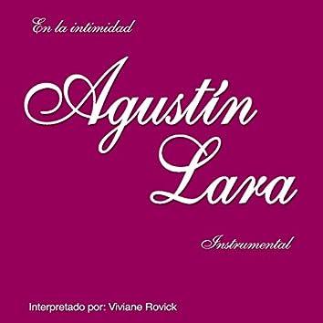 En la Intimidad de Agustin Lara (Instrumental)