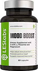 LES labs mood boost anti anxiety supplements